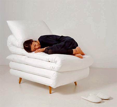 Sleepy Chair