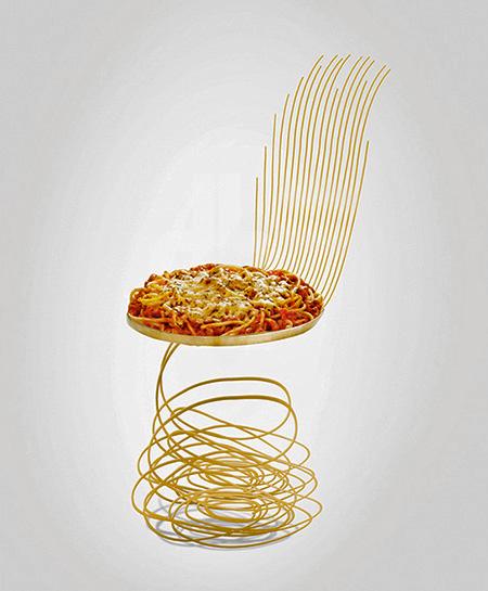 Pasta Chair