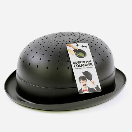 Bowler Hat Strainer