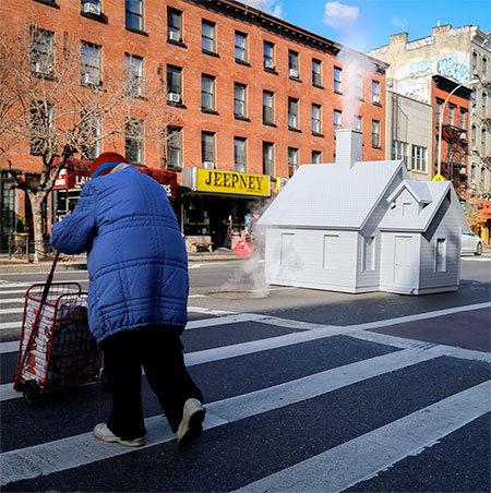 Miniature Homes in New York