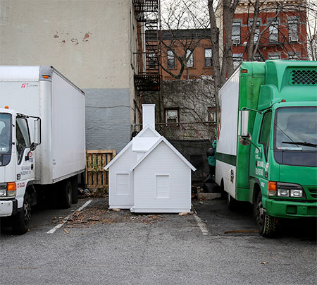 Miniature Home in New York