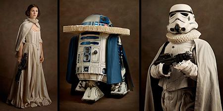 Renaissance Star Wars
