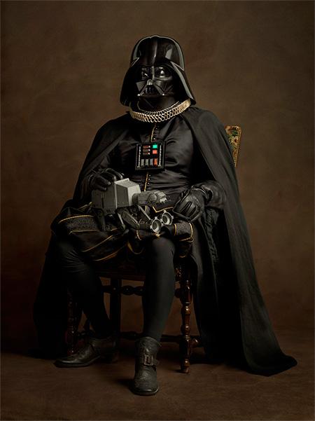 Renaissance Darth Vader