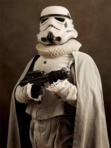 Renaissance Stormtrooper