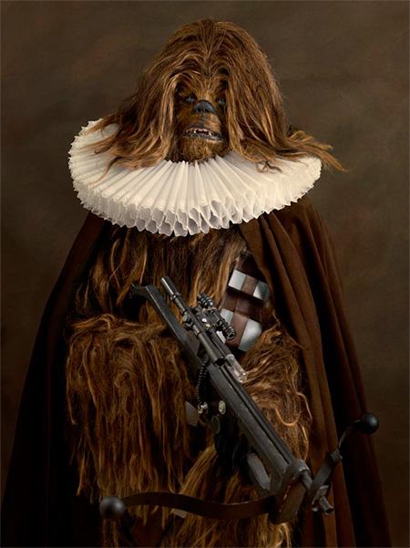 Renaissance Chewbacca