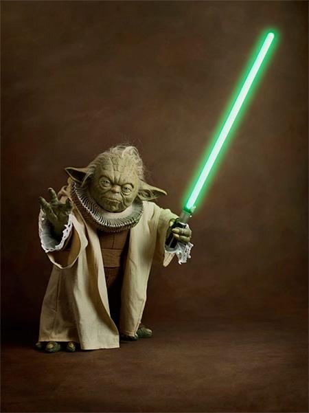 Renaissance Yoda