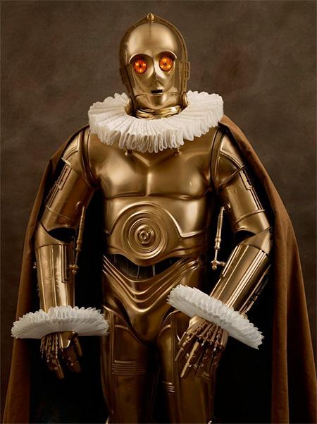 Renaissance C-3PO