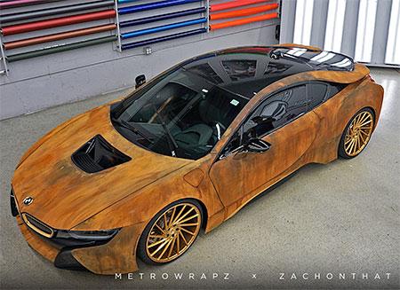 MetroWrapz BMW