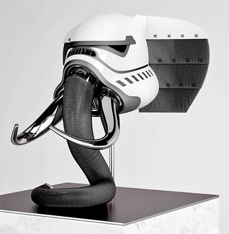 Stormtrooper Animal