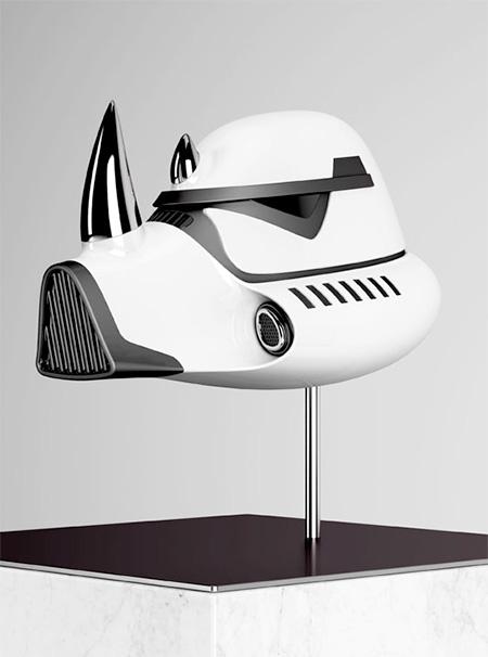 Animal Stormtrooper Helmet