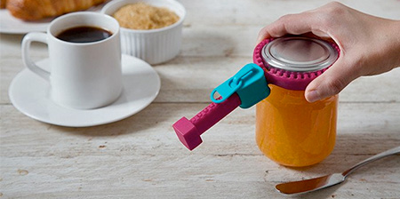 Zipper Jar Opener