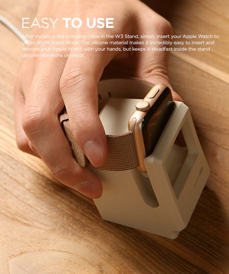Apple Watch Mac Stand