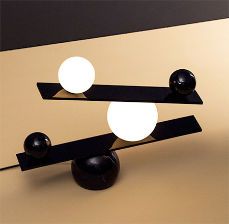 Balancing Lamp