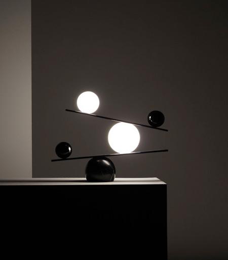 Oblure Balance Lamp