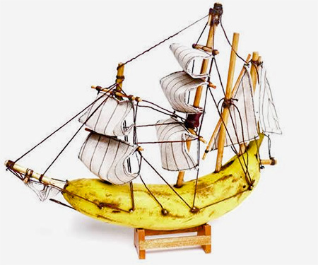 Jacob Dahlstrup Banana Boat