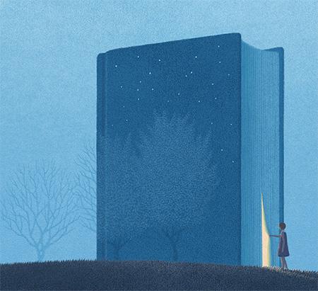 Korean illustrator Jungho Lee