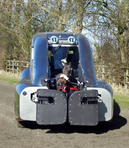 ROUSH Horse Powered Car