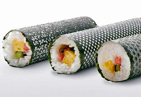 Laser Cut Sushi Seaweed