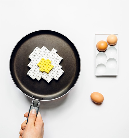 Creative LEGO Photography