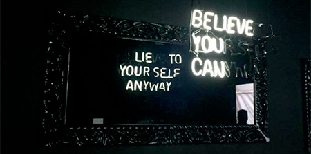 Mirror Shows the Truth
