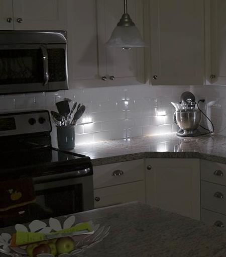 LED Light Outlet Cover