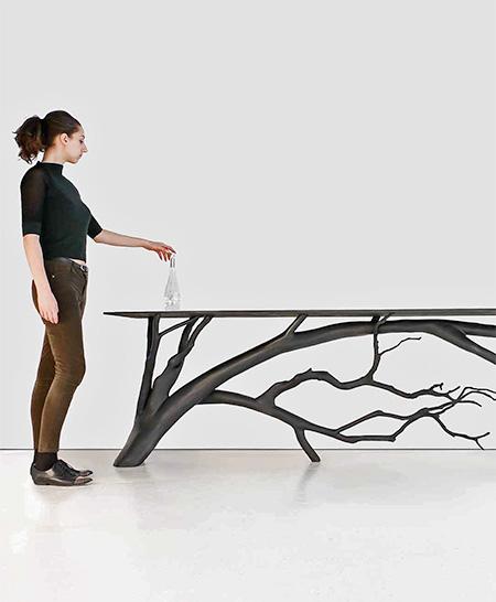 Sebastian Errazuriz Tree Branch Table