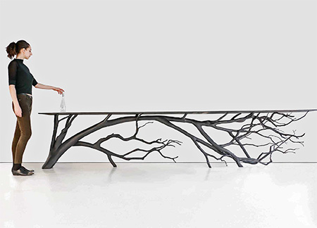 Sebastian Errazuriz Tree Table