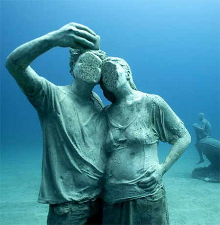 Jason deCaires Taylor Underwater