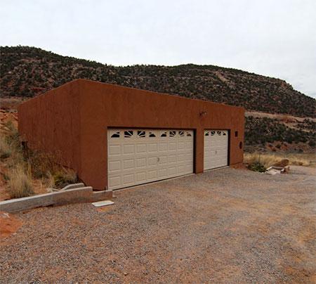 Utah Cave Home