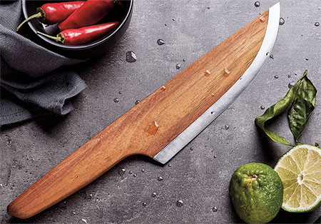 Wooden Chef Knife