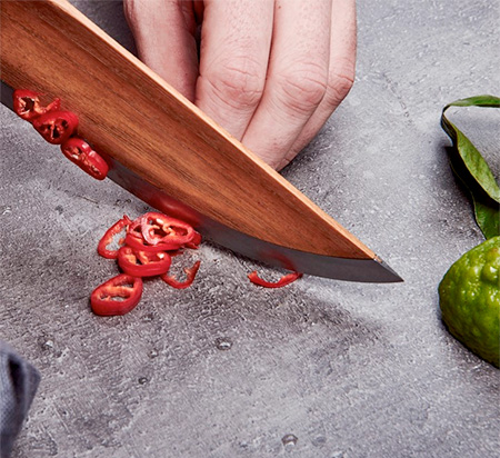 Wooden Chefs Knife