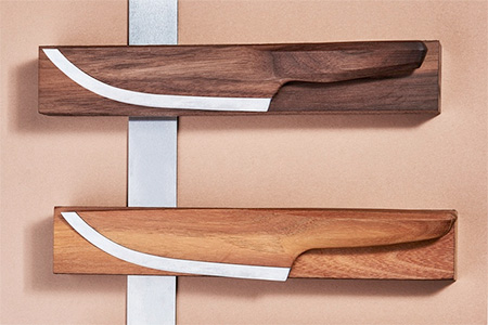 SKID Wooden Knife