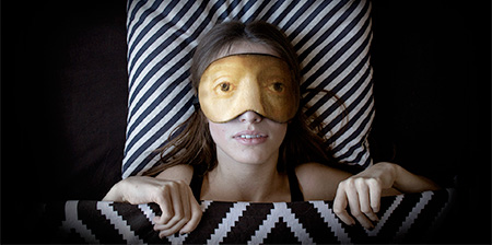 Art Sleep Masks