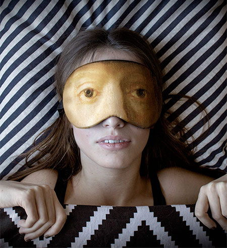 Classic Art Sleep Masks