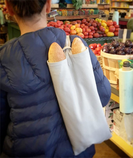 Aplat Baguette Bag