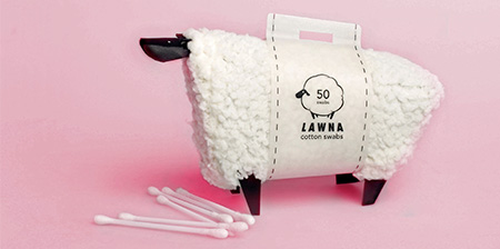 Cotton Swabs Packaging