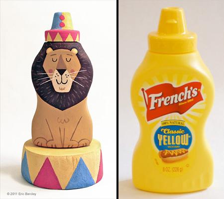 Mustard Lion