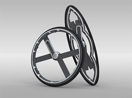 Morph Wheel