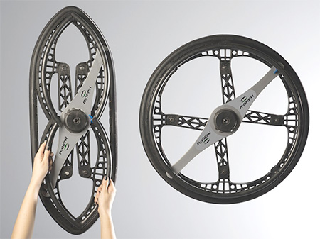 Morph Wheels
