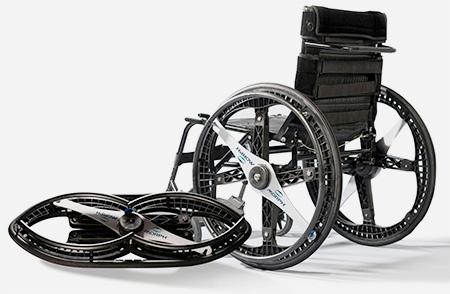 Folding Wheels