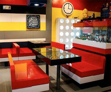 LEGO Fast Food Restaurant