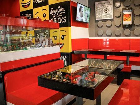 LEGO Inspired Restaurant