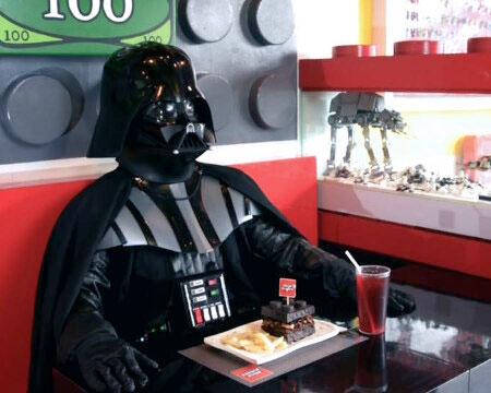 LEGO Themed Restaurant