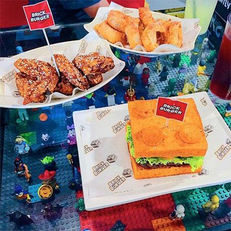 Brick Burger Philippines