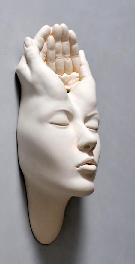 Open Your Mind Sculpture