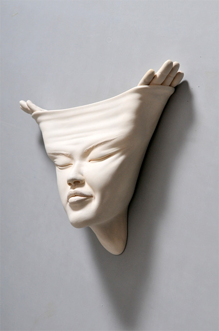 Johnson Tsang Open Mind Sculptures