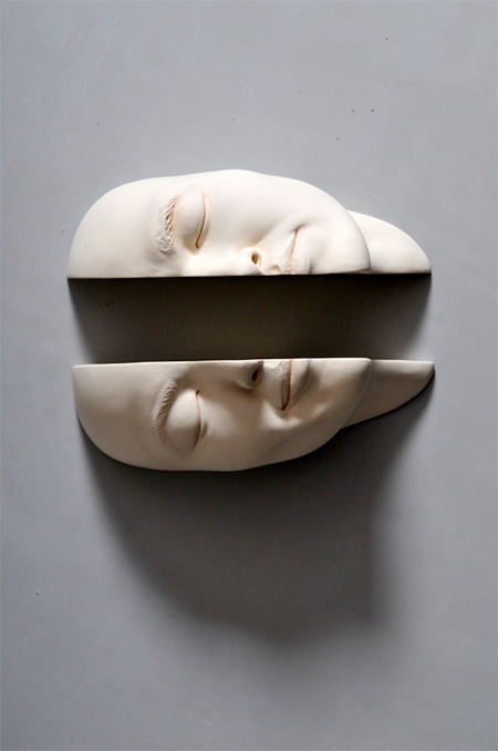 Johnson Tsang Open Your Mind Sculptures