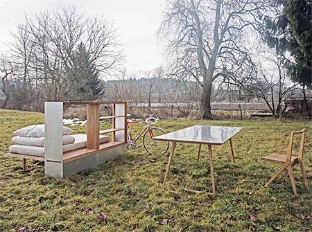 Stefan Juust Portable Furniture