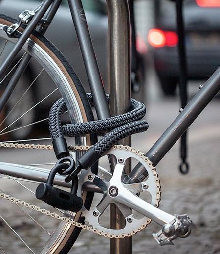 Rope Bike Lock