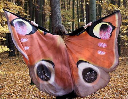 Dorota Drzewiecka Butterfly Wings Scarf